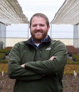 Kyle Fessler, Owner/Operator,  St. Christopher Nursery