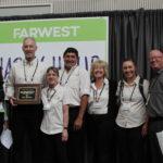 Walla Walla Nursery wins Farwest Best in Show booth award