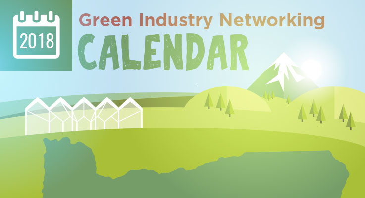 OAN Green Industry Networking Calendar