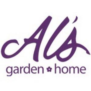 Al's Garden & Home logo