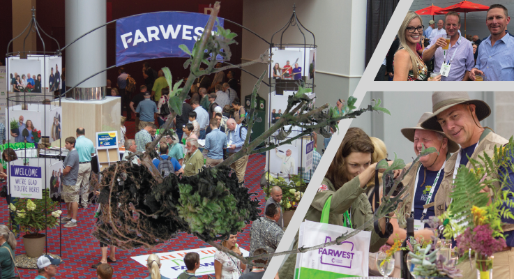 Oregon Nursery Country shows its best at Farwest 2018