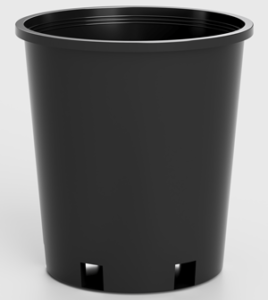 New design of Anderson polycan #1 deep. Photo courtesy of Anderson Pots.