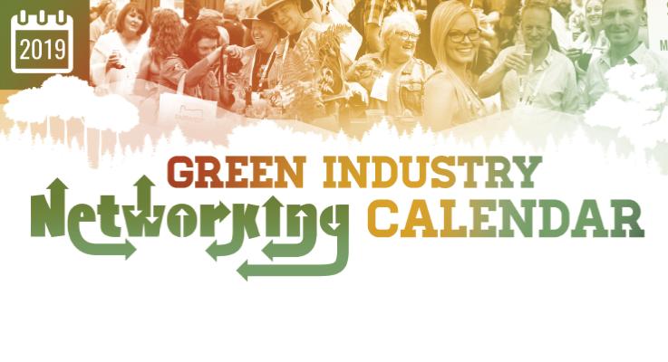 Green Industry Networking Calendar 2019