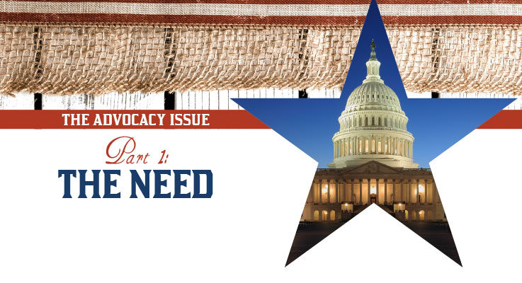 The Advocacy Issue, Part 1: The need