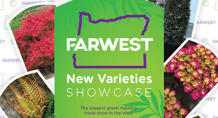 People's Choice Award winners announced for the 2020 Farwest Show New Varieties Showcase